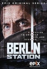 Berlin Station Season 2 cover art