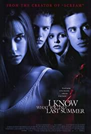 I Know What You Did Last Summer cover art