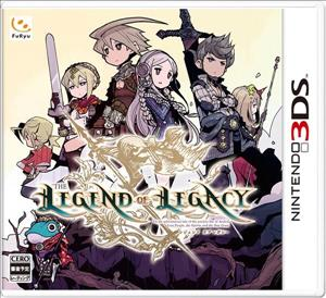 Legend of Legacy cover art