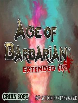 Age of Barbarian Extended Cut cover art