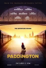 Paddington cover art