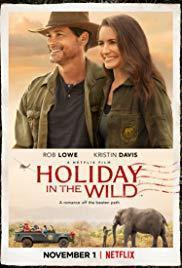 Holiday in the Wild cover art