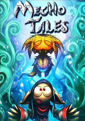 Mecho Tales cover art
