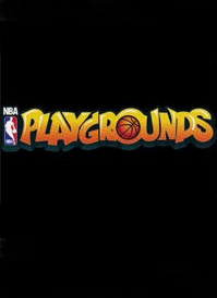 NBA Playgrounds cover art