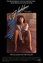 Flashdance cover art