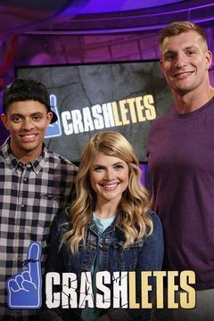 Crashletes Season 3 cover art