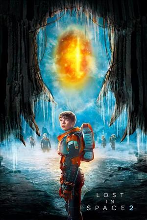 Lost in Space Season 3 cover art