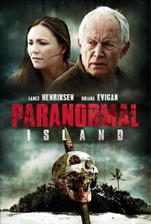 Paranormal Island cover art