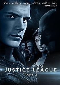 Justice League Part Two cover art