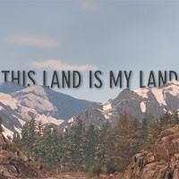 This Is My Land cover art