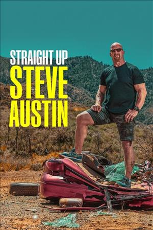 Straight Up Steve Austin Season 1 cover art