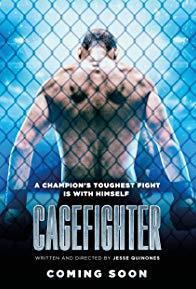 Cagefighter cover art