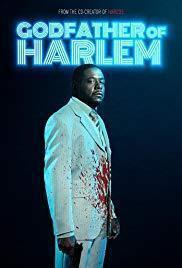 Godfather of Harlem Season 2 cover art