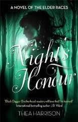 Night's Honour (Thea Harrison) cover art