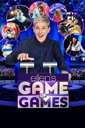 Ellen's Game of Games Season 3 cover art