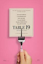 Table 19 cover art
