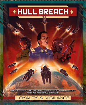 Hull Breach: Loyalty and Vigilance cover art