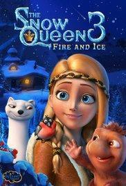 The Snow Queen 3: Fire and Ice cover art