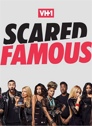 Scared Famous Season 1 cover art
