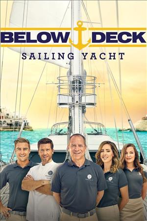 Below Deck Sailing Yacht Season 1 cover art