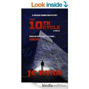 The Tenth Cycle: A Thriller cover art
