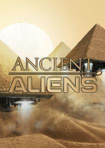 Ancient Aliens Season 9 cover art