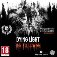 Dying Light: The Following cover art