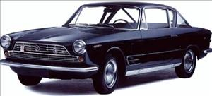 FIAT 2300S Coupe cover art