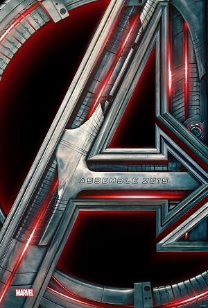 The Avengers : Age of Ultron cover art