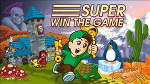Super Win the Game cover art