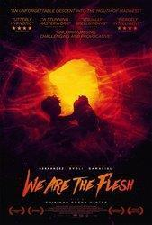 We Are the Flesh cover art