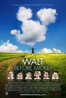 Walt Before Mickey cover art