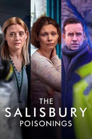 The Salisbury Poisonings Season 1 cover art
