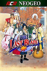 ACA NeoGeo The Last Blade cover art