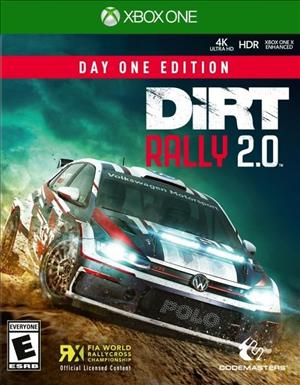 Dirt Rally 2.0 cover art