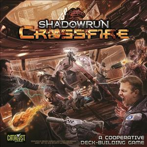 Shadowrun: Crossfire cover art