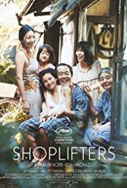 Shoplifters cover art
