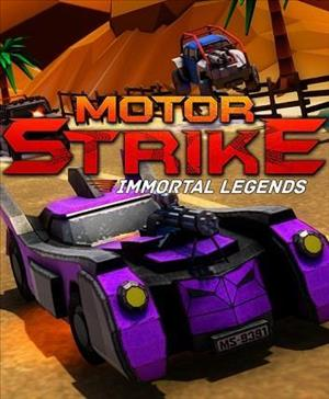 Motor Strike: Immortal Legends cover art