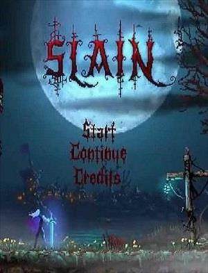Slain! cover art