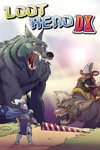 Loot Hero DX cover art
