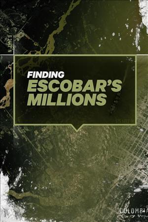 Finding Escobar's Millions Season 2 cover art