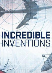 Incredible Inventions Season 1 cover art