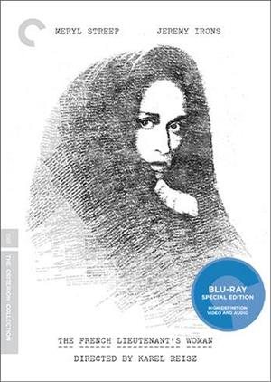 The French Lieutenant's Wife - Criterion Collection cover art
