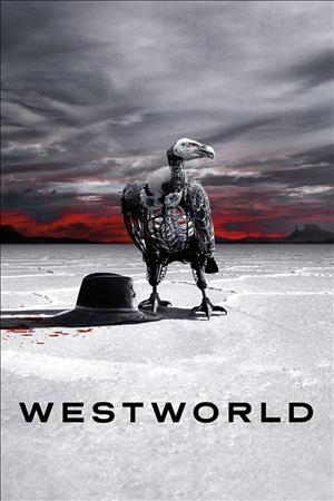 Westworld Season 3 cover art