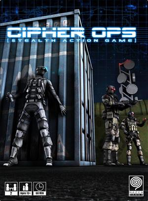 Cipher OPS cover art