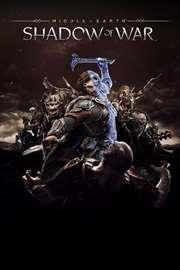 Middle-earth: Shadow of War cover art