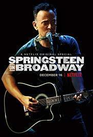 Springsteen on Broadway cover art