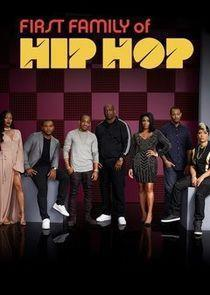 First Family of Hip Hop Season 1 cover art
