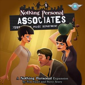 Nothing Personal: Associates cover art