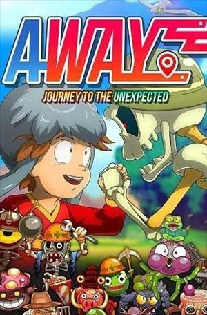Away: Journey to the Unexpected cover art